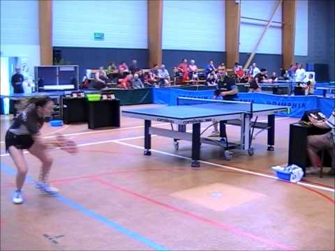 Hardbat : Tournoi des Culs Salés 2012 à Guérande (44) - 1/2 finale
