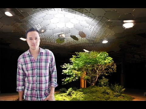 The Low Line Underground Park in NYC's Lower East Side by Delancey Underground