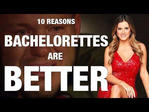 10 Reasons Bachelorettes are BETTER than Bachelors