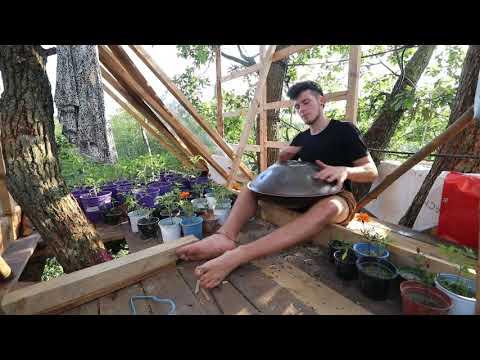 Hang Drum - Dannenröder Forest - Tree House Occupation