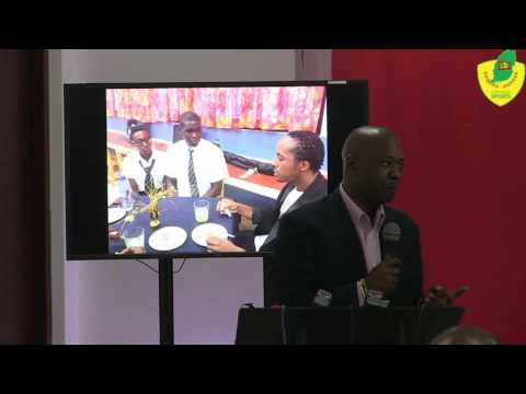Grenada Invitational Media Launch - Michael Bascombe