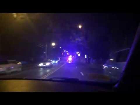 90 mph on Minnesota Ave NE DC