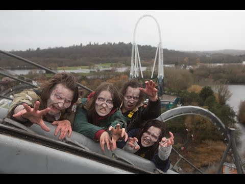 Thorpe Park Resort Announces The Year of The Walking Dead for 2018