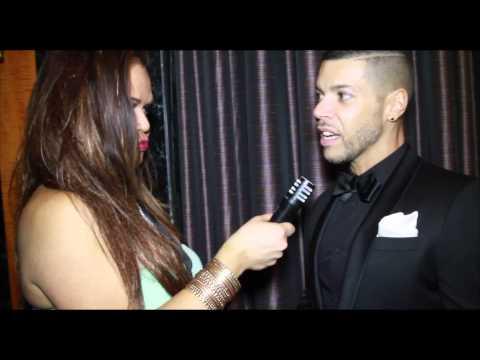 Wilson Cruz - Night of a thousand gowns interview 4/6