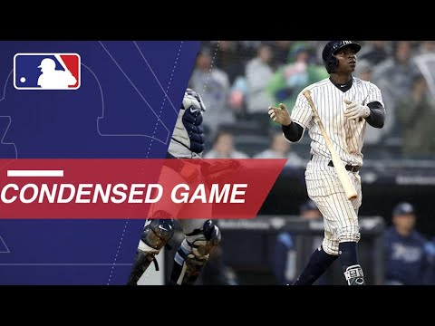 Condensed Game: TB@NYY - 4/3/18