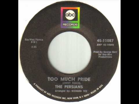 The Persians - Too Much Pride.wmv