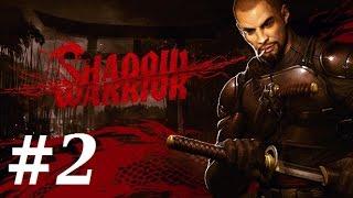 Shadow Warrior [#2] Sztuka wsadzania katany w d**ę