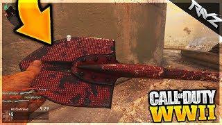 Secret Camos We SHOULD Get In CoD WWII! Rainbow Chrome, Ruby & Matte Black  (Call of Duty: WW2)