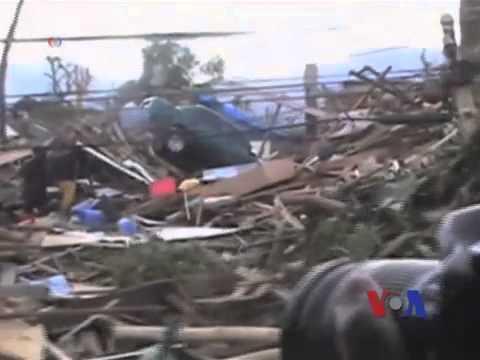 菲律宾台风与气候变化
