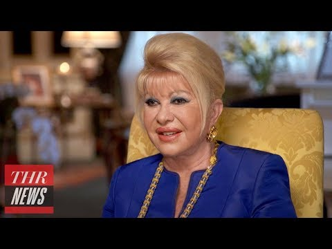 Ivana Trump Says She Is the Reason Donald Trump Tweets | THR News