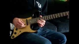 Rihanna - Unfaithful (Rock Guitar Cover) By Paul Hurley