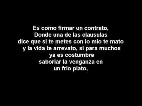 Canserbero ft Apache Ouroboros letra