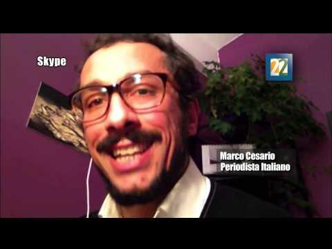 Global: Atentado Semanario Charlie Hebdo 1