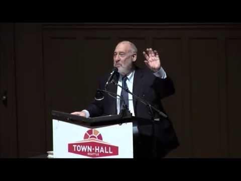 Town Hall Seattle Presents: Joseph Stiglitz