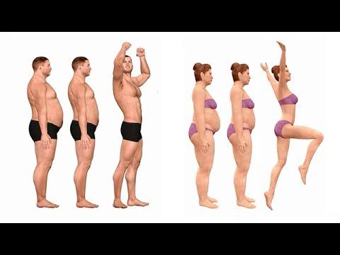 Un ideal mes perder cuanto peso es en