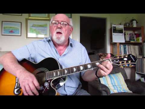 Guitar: Cousin Jack (Including lyrics and chords)