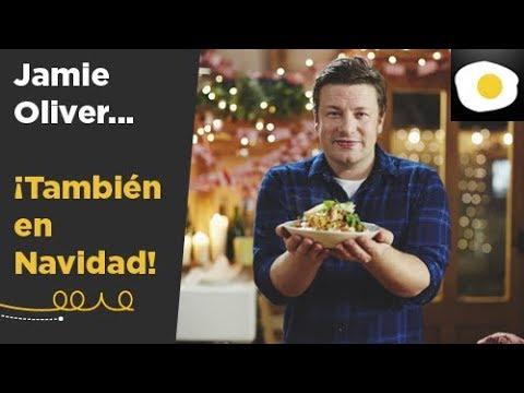 Celebra la navidad con jamie oliver y canal cocina youtube for Cocina 5 ingredientes jamie oliver