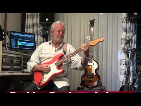Forty Days -  Cliff Richard & The Shadows/Chuck Berry( Thirty Days) (played on guitar by Eric)