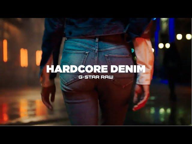 G-Star RAW: Hardcore Denim