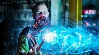 Стервятник убивает Шокера / Человек-паук: Возвращение домой (2017)