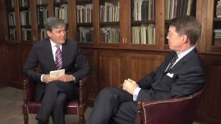 John Harwood interview with Transylvania President R. Owen Williams
