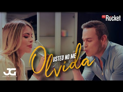 Joaquin Guiller - Usted No Me Olvida - (Video Oficial)