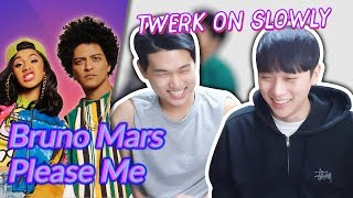K-pop Artist Reaction] Cardi B & Bruno Mars - Please Me