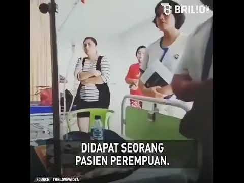 video pemerkosaan perawat laki-laki dengan pasien perempuan