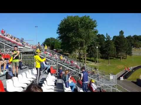 tribuna 58 mugello motogp 2016 - YouTube