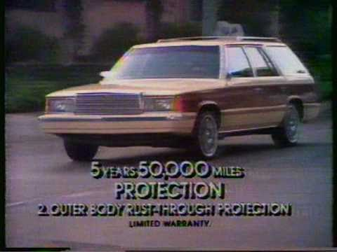 1982 Plymouth Reliant K Car Commercial Featuring John Houseman