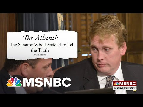 Another Republican Telling The Truth Becomes The Target Of Trump