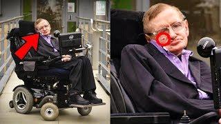 Stephen Hawking'in İnanılmaz Hayatı. Nasıl 76 Yaşına Kadar Yaşadı?