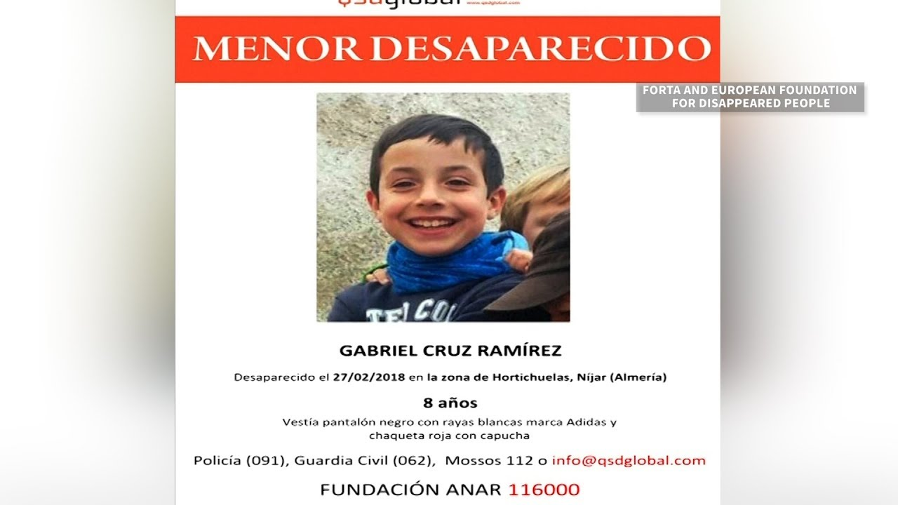 Missing Spanish 8 Year Old Boy Found Dead In Car Of Fathers Girlfriend
