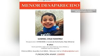 Missing Spanish 8-year-old boy found dead in car of father's girlfriend