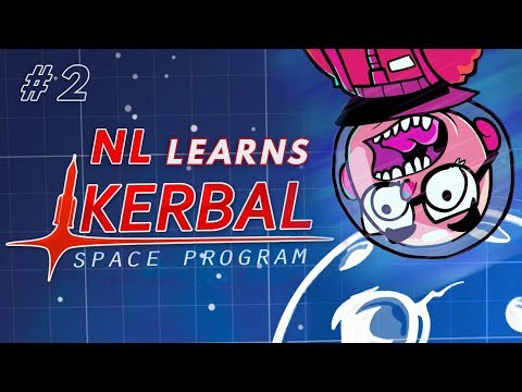 Northernlion Eyeballs the Mun - Karaoke Space Program