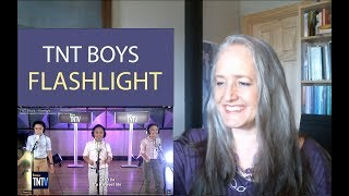 Voice Teacher Reaction to TNT Boys Flashlight | Vocal Coach Reacts