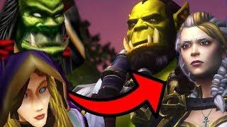 HISTORIA ZATACZA KOŁO? Jaina i Thrall znów w ekipie! / World of Warcraft - Crossroads