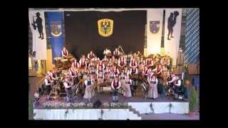 Stadtkapelle Schongau live Frühjahrskonzert 2014.