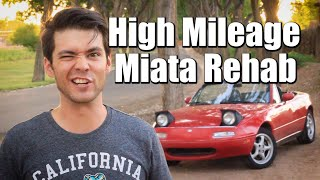 NOW is the time to buy an NA Miata 🚘 it's the Best convertible roadster!