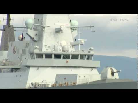 Design for warship of tomorrow revealed 20.08.12