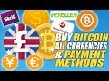 Buy Bitcoin Using ANY currency & payment method !! USD, EUR, BRL