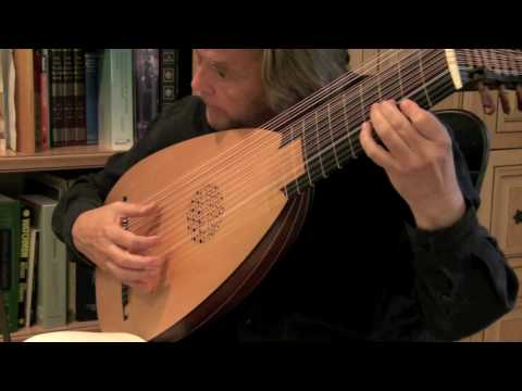 Presto in G Major by Weiss Performed by Robert Barto