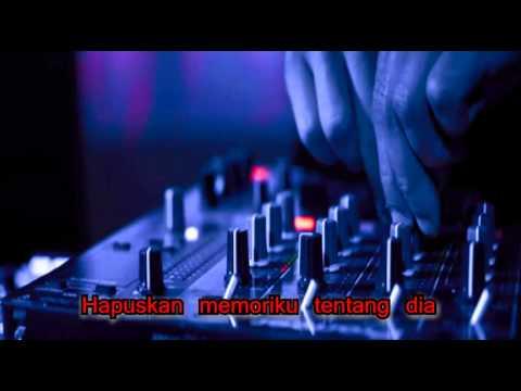 Karaoke Geisha lumpuhkan ingatanku-lyrics (no vocal)