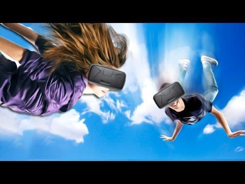 THIS IS WAY TOO HIGH   Windlands (END) (Oculus Rift DK2)