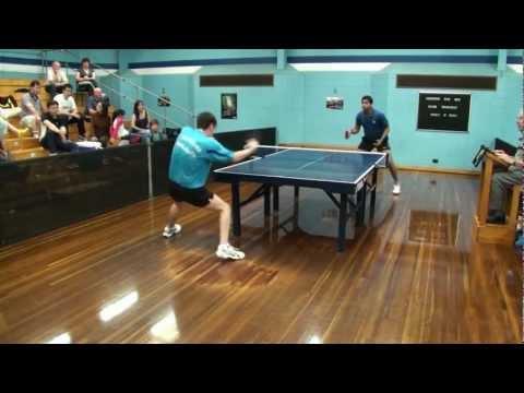Moomba Open Final - David Powell vs Shibaja Datta