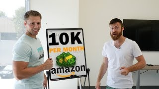 How To Make $10,000 Per Month From Amazon FBA