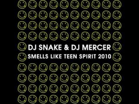 Nirvana - Smells Like Teen Spirit 2010 (Dj Snake & Dj Mercer Remix)