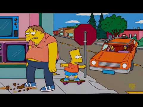 Bart Gets Fat