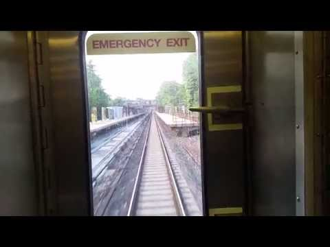 MN Train 363: the bitch of the Harlem Line
