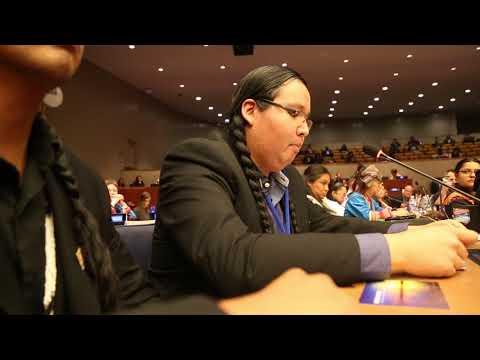 Mni Ki Wakan: World Indigenous Peoples' Decade of Water Summit